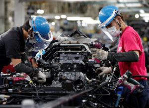 Japan Factory Orders Surge as Consumer Prices Rise